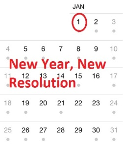new year resolution ideas, new year resolution weight loss, how to keep a new year resolution