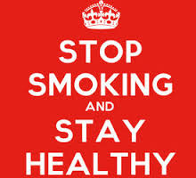 stop smoking, keep calm and stop smoking